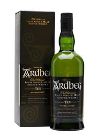 Ardbeg Scotch Single Malt 10 Year 750ml